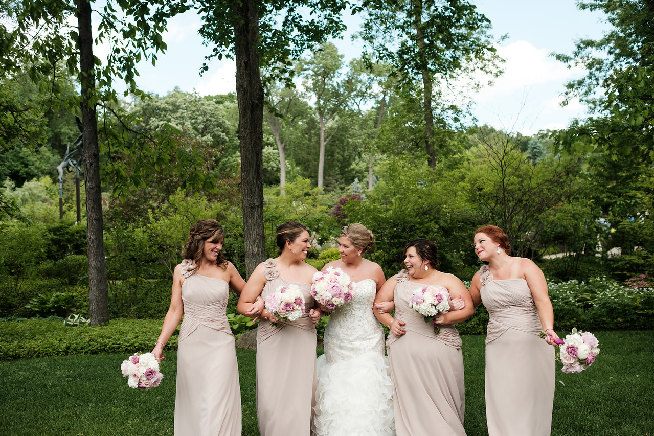 Anderson Gardens Prairie St. Brewhouse wedding
