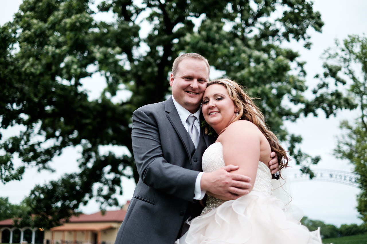 Dry Creek Vineyard & Winery Wedding Portraits