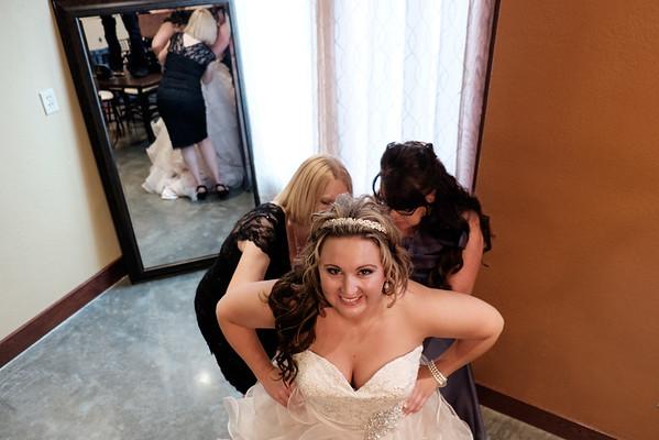 Dry Creek Winery Wedding Prep