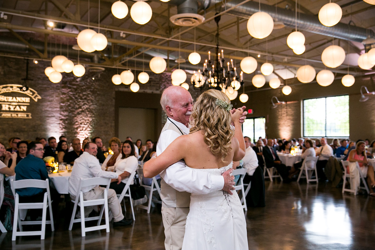 Prairie St. Brewhouse Wedding Reception