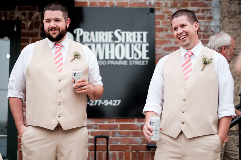 Prairie St. Brewhouse Wedding Prep