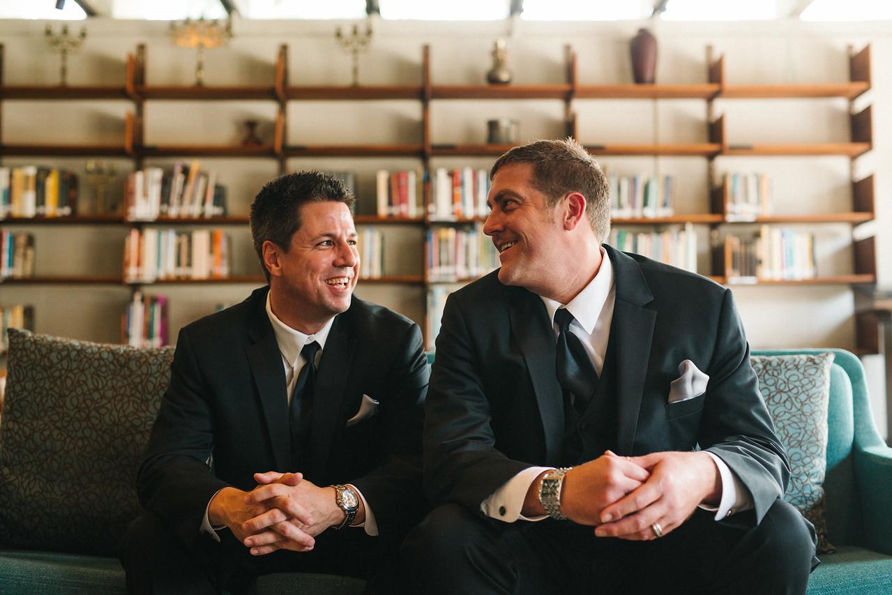 Same-Sex Wedding Portraits