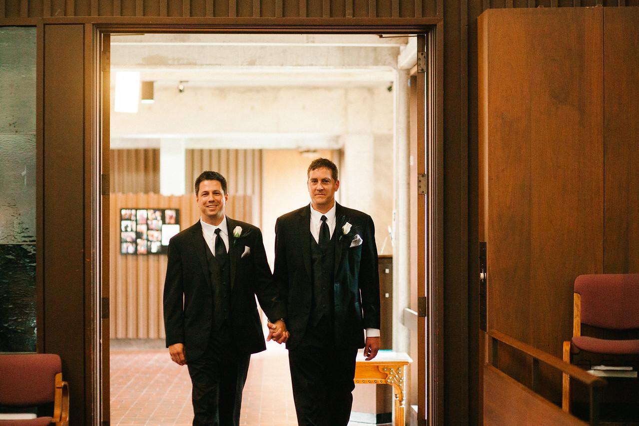 Zach and Shane's Wedding