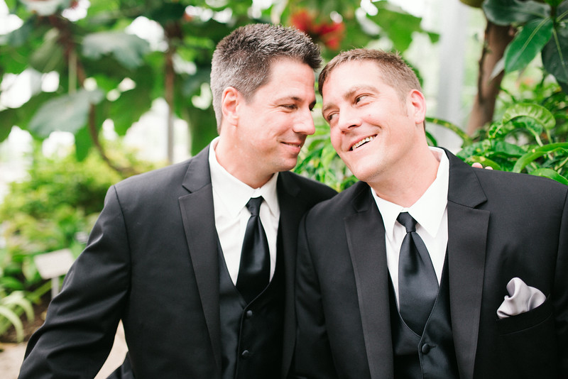 Same-Sex Wedding Portraits
