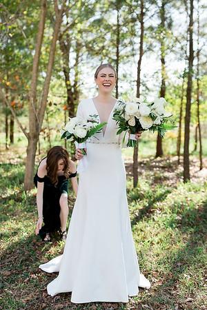 Stepanie and Steven's Wedding   Bridal and Groom prep