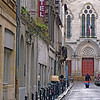 FEATURED WORK: The Synagogue de Bordeaux is said to have been France's largest Jewish synagogue when it opened in 1882. This photo appears in Schmaps Travel Guide Bordeaux.