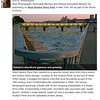 """West Harlem Piers Park""<br /> Honorable Mention Writing<br /> Honorable Mention Photography<br /> Trazzler.com"