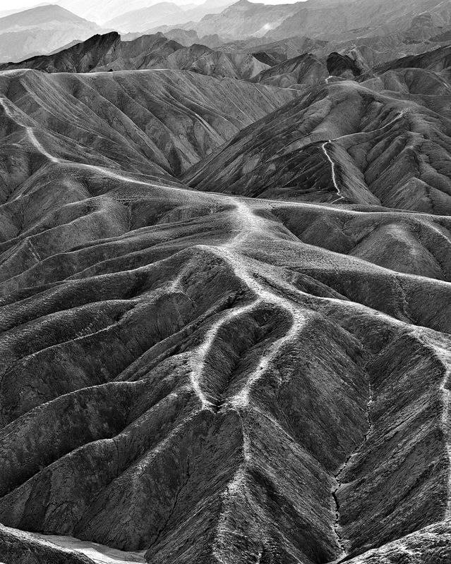 Near Zabriskie Point,Death Valley, CA