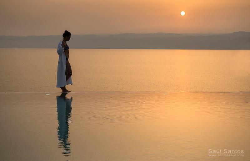 Dead Sea, Jordan.