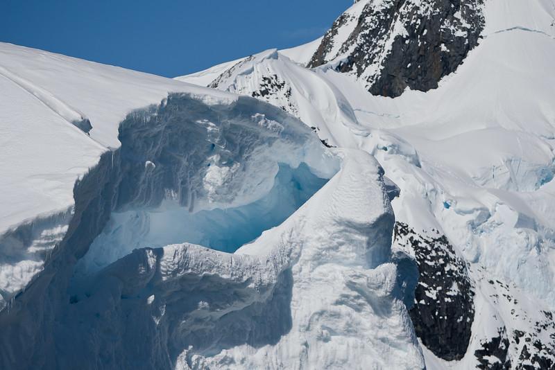 Ice Crevasse