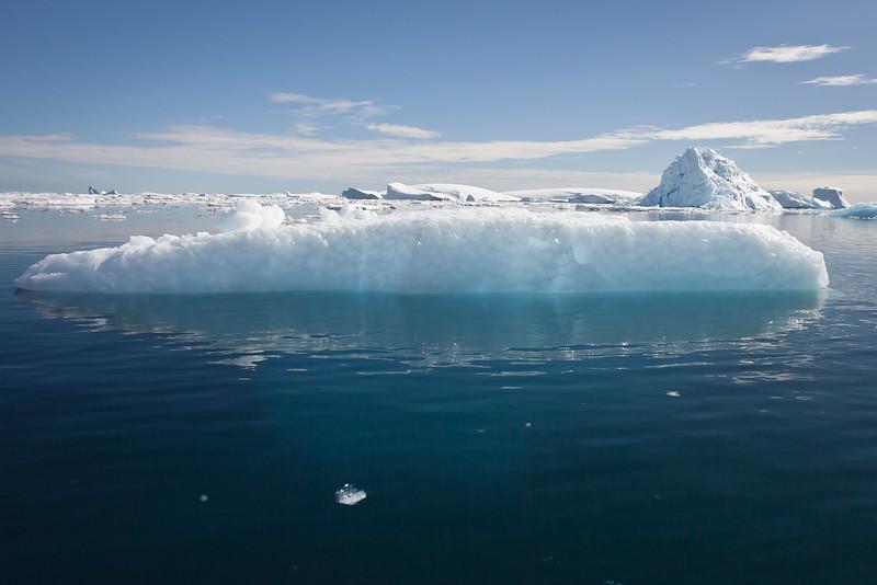 Iceberg - Bottom Up
