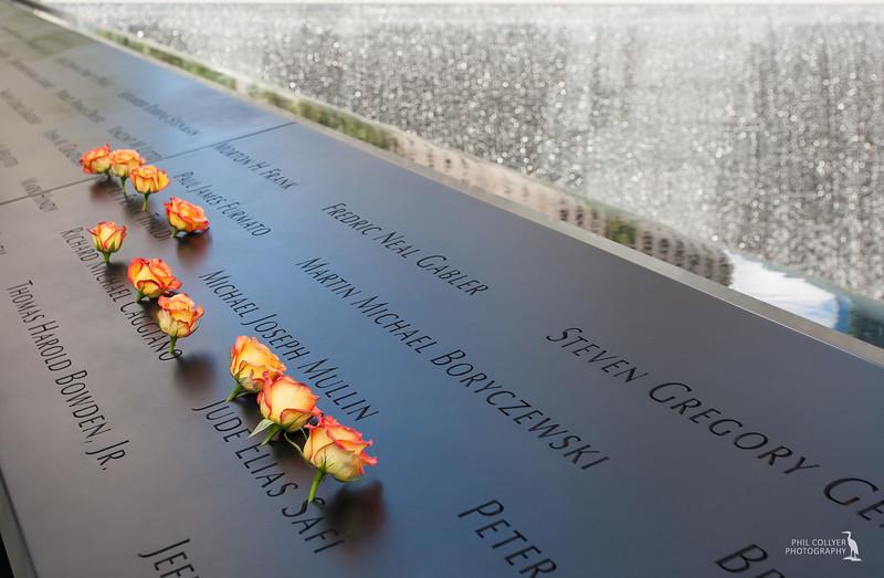 Memories, 9/11 Memorial