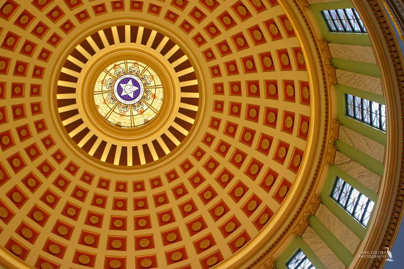 Oklahoma Capitol Dome