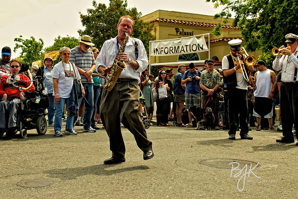 Boogie on the Bayou Campbell 2011