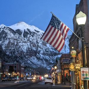 #thankyou #veterans for your #service , #telluride #coloado , #photooftheday #day316
