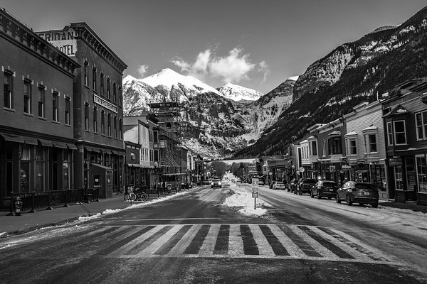 I hope I didn't over share today, probably could of combine them. Mmm  Anyway today was a fun day of photography and processing them and chatting with friends.  #telluride #Colorado