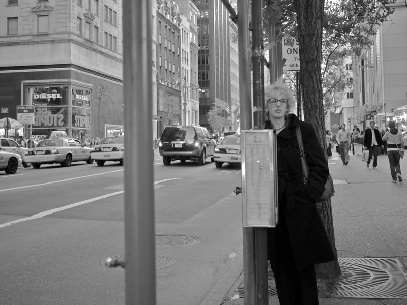 Bus Stop No. 40