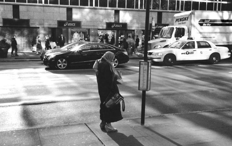 Bus Stop No. 98