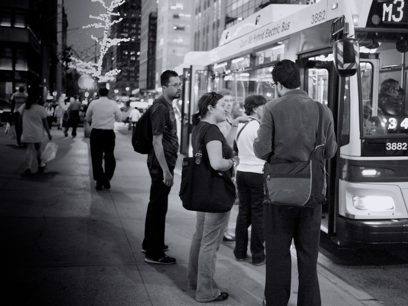 Bus Stop No. 37
