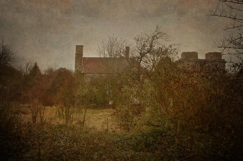 Nunney, Somerset, Great Britain. Todd Atteberry, artist