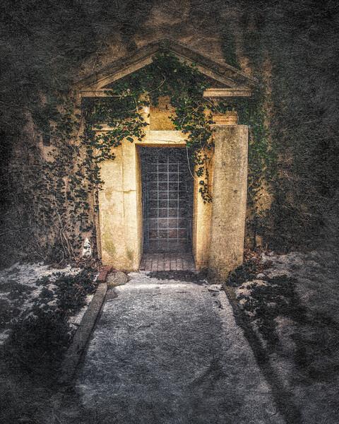 Entrance to Ferguson's Castle