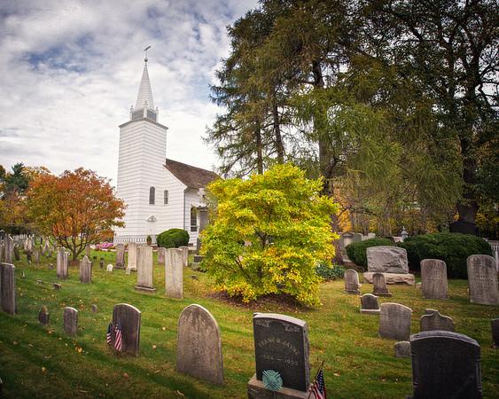 Caroline Church of Brookhaven, East Setauket, Suffolk County, Long Island, New York