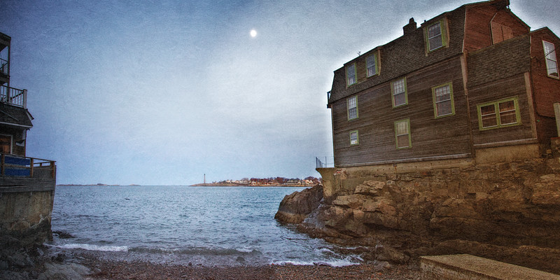 Screeching Lady Beach at Lovis Cove, Marblehead, Essex County, Massachusetts #marblehead #haunted #Pirates @ghosts