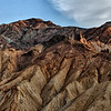 Some more color at Zabriskie Point.