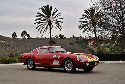 Ferrari 250 GT LWB Berlinetta Scaglietti TdF 0787GT