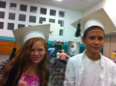 Sierra & Josh - 5th Grade Grad