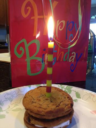 """Josh's birthday """"cake"""""""