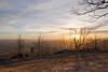 Mt Nebo Sunset
