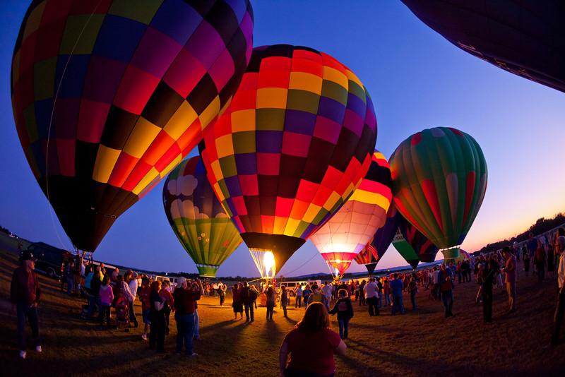 Legends Hot Air Balloon Festival