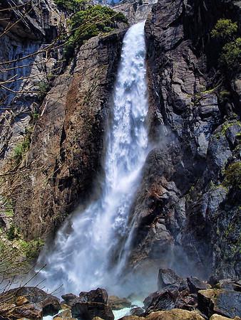 Lower Yosemite Falls