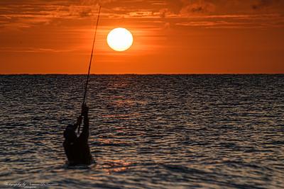 Capitva Island, Florida. June 17, 2019
