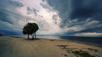 Sanibel, Florida. June 17, 2019
