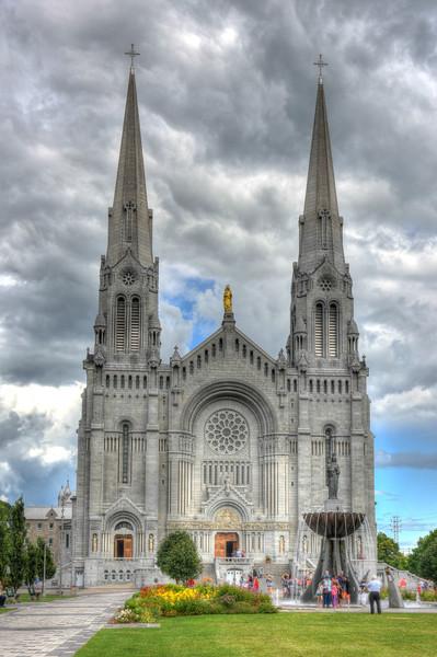 Sainte-Anne-de-Beaupré, Quebec