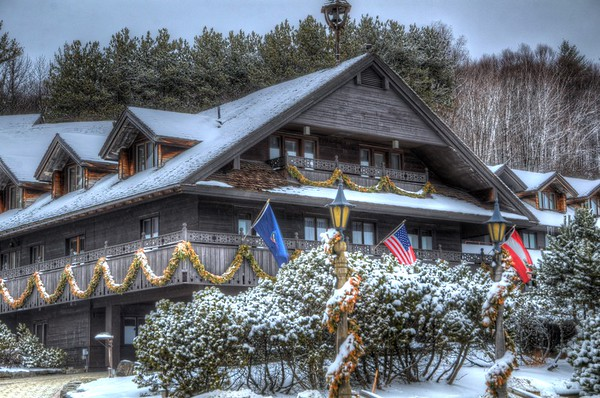 Van Trappe Lodge