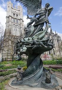 St John DeVine, NYC