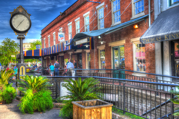Savannah, GA-- City Market