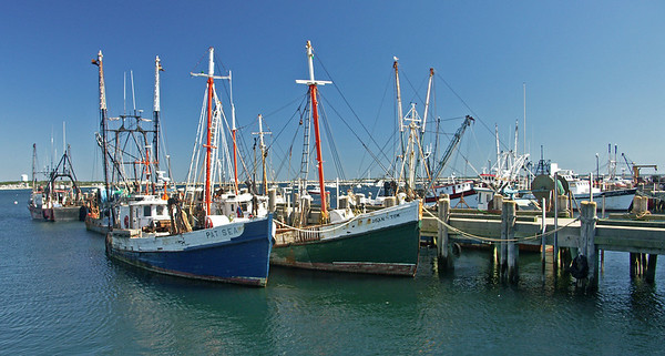 P-Town Harbor, MA