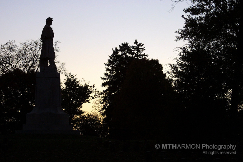 Antietam National Cemetery (Sharpsburg, MD)
