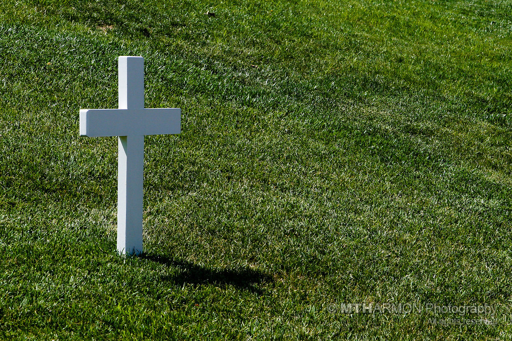 "Gravesite of Senator Robert F. ""Bobby"" Kennedy- Arlington National Cemetery. (Arlington, VA)"