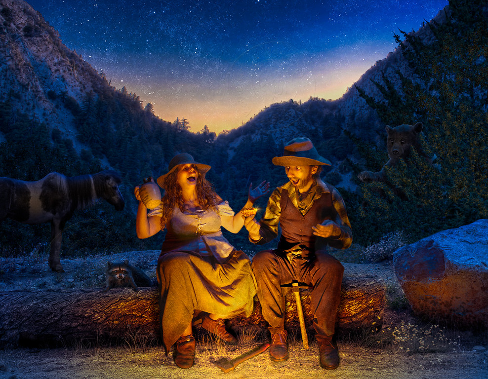 """""""The Miner 49er & His Darlin' Clementine"""""""