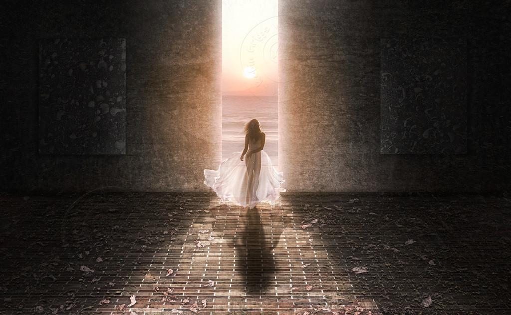 """Where the Spiritual World and Physical World Meet"""