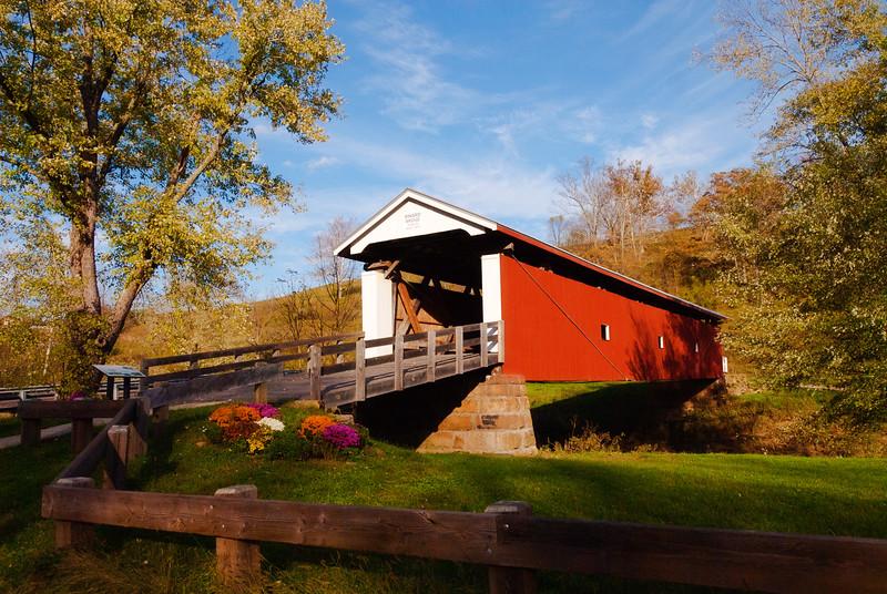 Rinard Covered Bridge