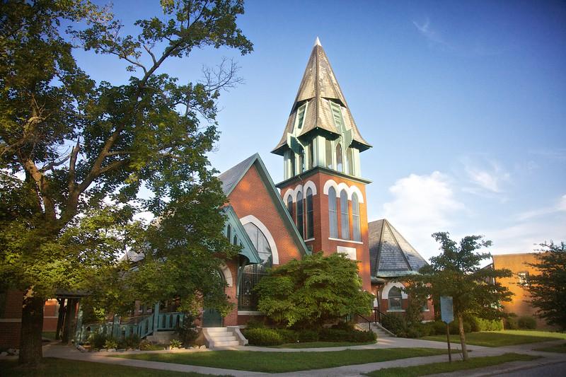 First Presbyterian Church of Carmi,