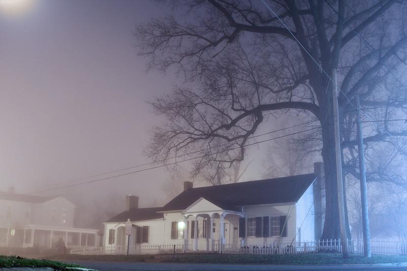 Robinson-Stewart House
