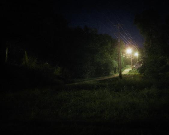 North Side at Night