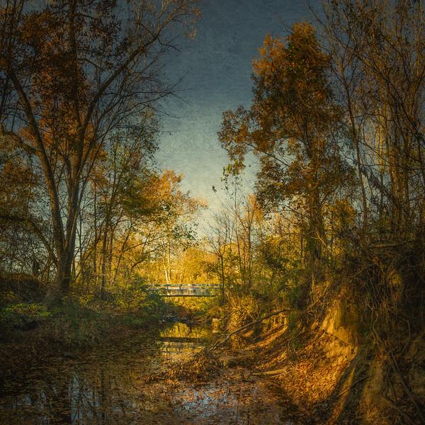 Bridge At Lakey's Creek